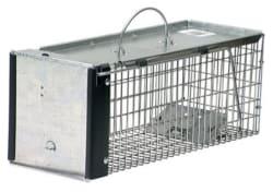 Havahart One-Door Animal Trap for $12