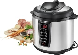 Insignia 6-Quart Pressure Cooker for $50