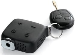 Brookstone Keychain Projector for $15