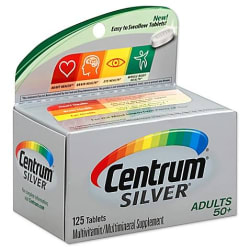 Centrum Adults 50+ 175-Count Multivitamins $9