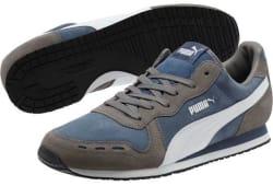 PUMA Men's Cabana Racer Suede Sneakers $26