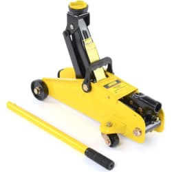Jegs Performance 2-Ton Trolley Jack for $26
