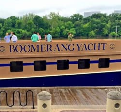Sunset Happy Hour Potomac River Cruise for $14