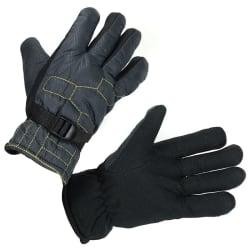 Men's Water Resistant Winter Gloves for $6
