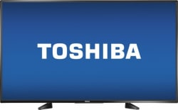 "Toshiba 55"" 1080p LED LCD Chromecast Smart TV $300"