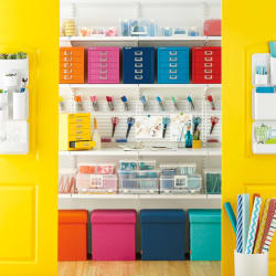 The Container Store Shelving Sale: 25% off