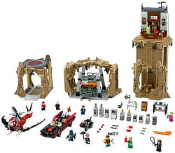 LEGO Batman Classic TV Series Batcave for $200