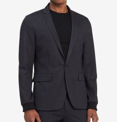Calvin Klein Men's Slim-Fit Stretch Blazer $67