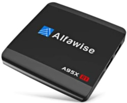 Alfawise A95X R1 TV Box for $19