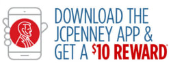 $10 JCPenney Reward for free w/ new app download