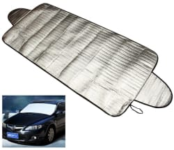 Car Outer Windshield Sun Shade for $4