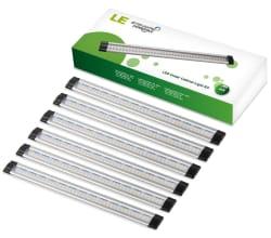 Under Cabinet LED Lighting 6-Panel Kit for $39