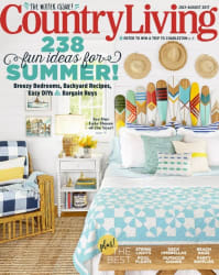Country Living Magazine 1-Year Sub for free