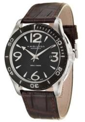 Hamilton Men's Jazzmaster Seaview Watch for $429