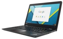 "Lenovo Skylake i3 13"" 1080p Touch Chromebook $350"