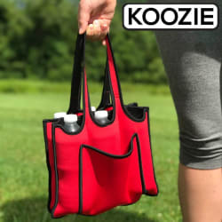 Koozie Neoprene 6-Pack Holder for free