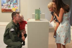 Upcoming: Museum Admission for free w/ Military ID