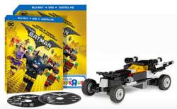 The LEGO Batman Movie Blu-ray / DVD for $15