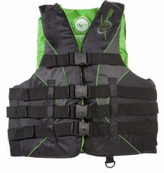 Bass Pro Shops Unisex XPS Nylon Life Jacket $20
