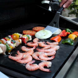 Nonstick Grilling Mat 2-Pack for $5