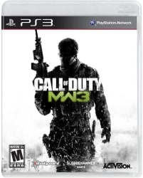 Used Call of Duty: Modern Warfare 3 for PS3 for $1