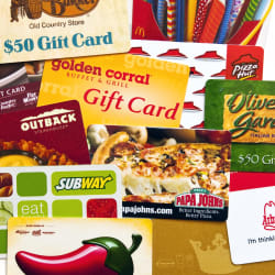 One for You, One for Me: BOGO Gift Card Freebies
