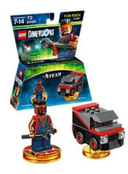 LEGO Dimension Fun Pack for $5