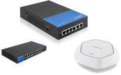 Linksys Gigabit Router Bundle w/ $150 Dell GC $476
