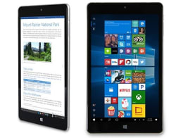 "NuVision 8"" 32GB Windows 10 Tablet for $70"
