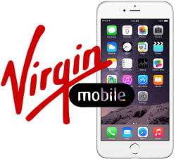 Virgin Mobile 1-Year Service $1 w/ iPhone purchase