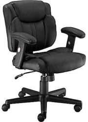 Staples Telford II Luxura Managers Chair for $60