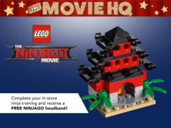 LEGO Ninjago Build for free