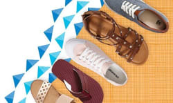 Athletic Shoes at Kmart: Buy 1, get 50% off 2nd