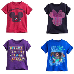 Kids' T-Shirts at Disney Store for $9