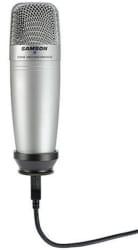 Samson USB Condenser Microphone for $25