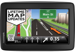 "TomTom VIA 1505M 5"" GPS w/ Europe Maps for $110"