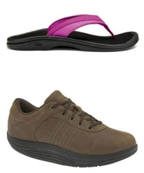 The Walking Company Sale: Shoes from $10