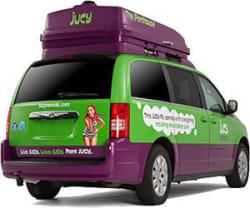 Jucy Campervan Rentals: 10% off