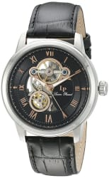 Lucien Piccard Men's Optima Automatic Watch $90