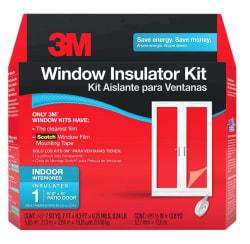 3M Patio Door Indoor Insulator Kit for $4