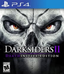 Darksiders II Deathinitive Edition PS4 for free