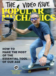 Popular Mechanics 1-Year Subscription for free