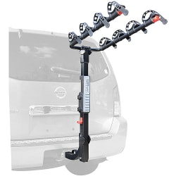 Allen Sports 4-Bike Hitch-Mount Carrier Rack $75