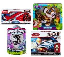 Toys at Target: 25% off