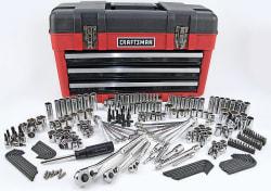 Craftsman 260pc Mech. Tool Set, $126 Kmart GC $162