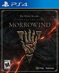 Elder Scrolls Online: Morrowind for PS4 for $15
