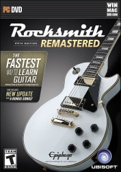 Rocksmith 2014 Edition w/ Cable for PC/Mac for $20