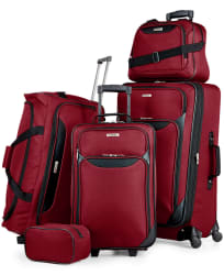 Tag Springfield III 5-Piece Luggage Set for $60