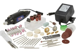 Grip 80-Piece Rotary Tool Kit for $8