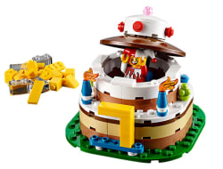 LEGO Iconic Birthday Table Decoration for $5
